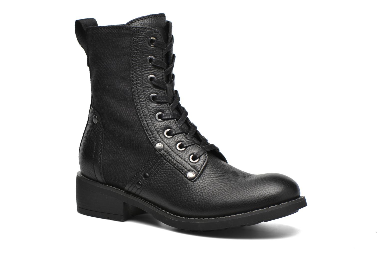 Bottines et boots G-Star Labour boot W Noir vue détail/paire