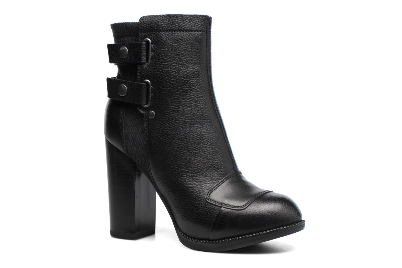 Bottines et boots G-Star Ranker boot W Noir vue détail/paire