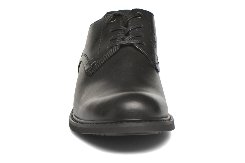 Chaussures à lacets G-Star Dock Noir vue portées chaussures