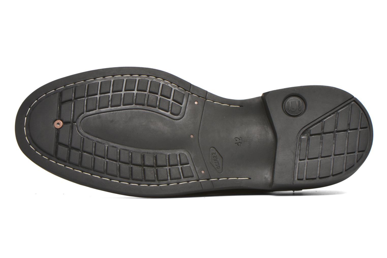 Chaussures à lacets G-Star Dock Noir vue haut