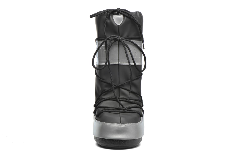 Chaussures de sport Moon Boot Reflex Noir vue portées chaussures