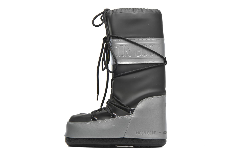Chaussures de sport Moon Boot Reflex Noir vue face