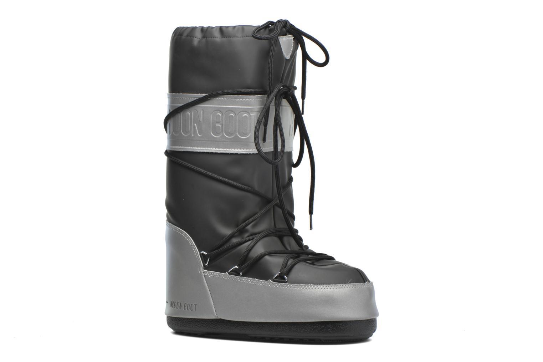 Chaussures de sport Moon Boot Reflex Noir vue détail/paire