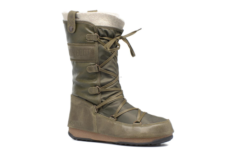 Zapatos promocionales Moon Boot Monaco Mix (Verde) - Zapatillas de deporte   Casual salvaje