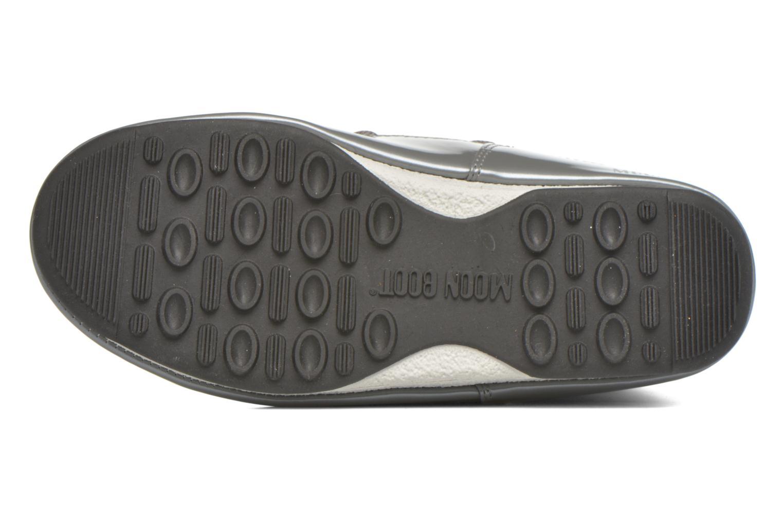 Zapatillas de deporte Moon Boot We Low Lurex Gris vista de arriba