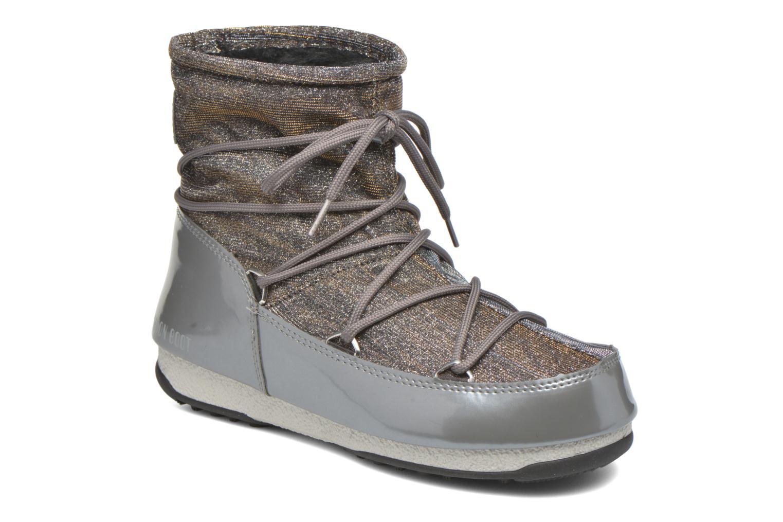 Moon Boot We Low Lurex Gris kVbiR