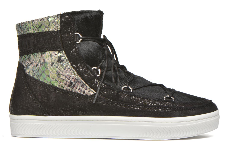 Chaussures de sport Moon Boot Vega Snake Noir vue derrière