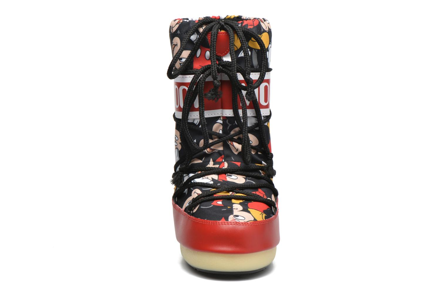 Moon Boot Pod Jr Mickey Red/Black