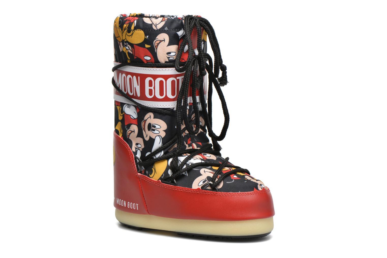 Moon Boot Pod Jr Mickey Red/Black