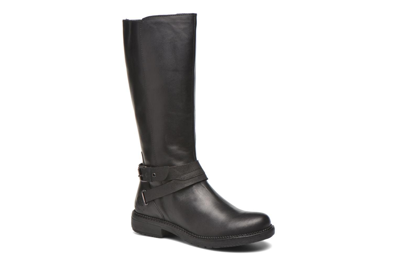 Ankelstøvler Kickers Motcast Sort detaljeret billede af skoene