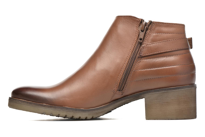 Stiefeletten & Boots Kickers Millcut braun ansicht von vorne