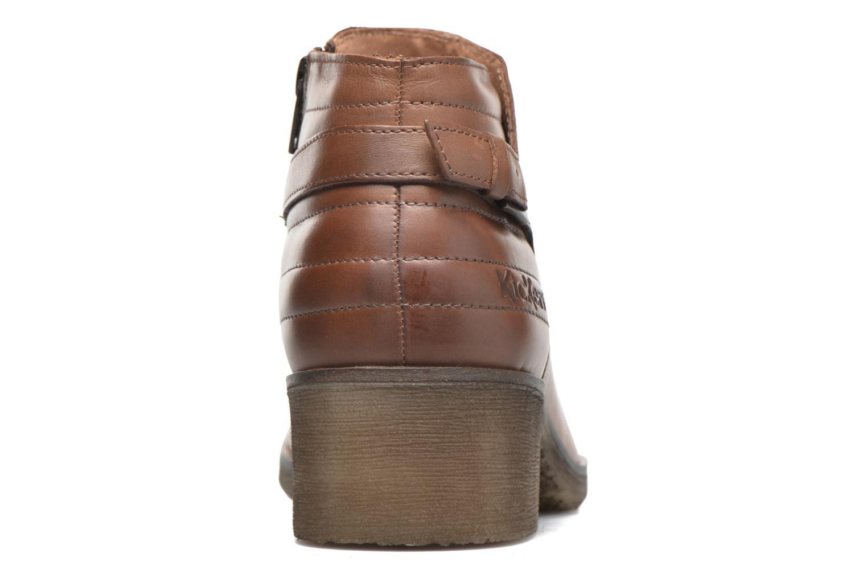 Stiefeletten & Boots Kickers Millcut braun ansicht von rechts