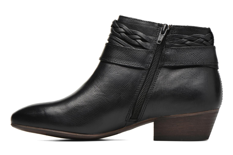 Bottines et boots Kickers Westboots Noir vue face