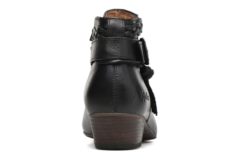 Bottines et boots Kickers Westboots Noir vue droite