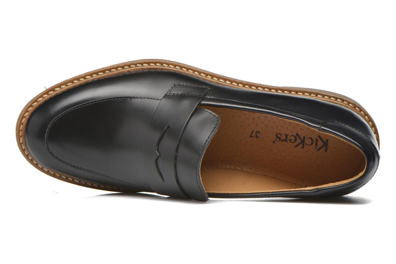 Grandes descuentos últimos zapatos Kickers Oxmox (Negro) - Mocasines Descuento