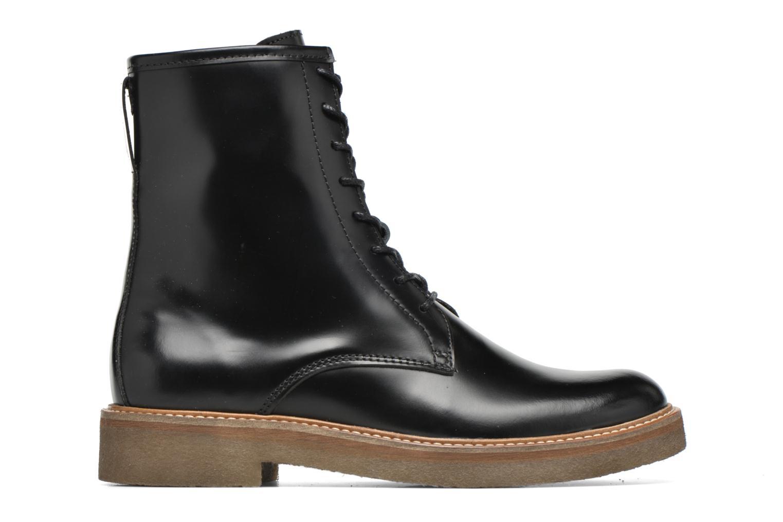 Bottines et boots Kickers Oxfordo Noir vue derrière