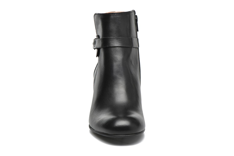 Bottines et boots Kickers Seeboots Noir vue portées chaussures