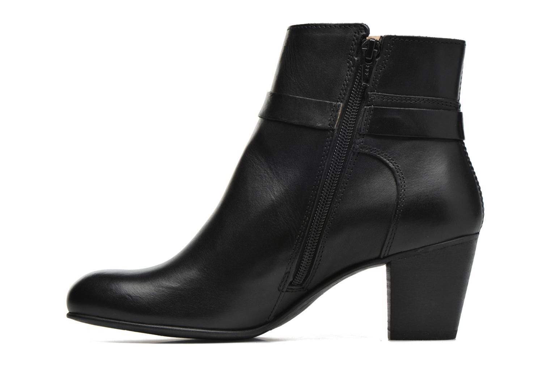 Bottines et boots Kickers Seeboots Noir vue face
