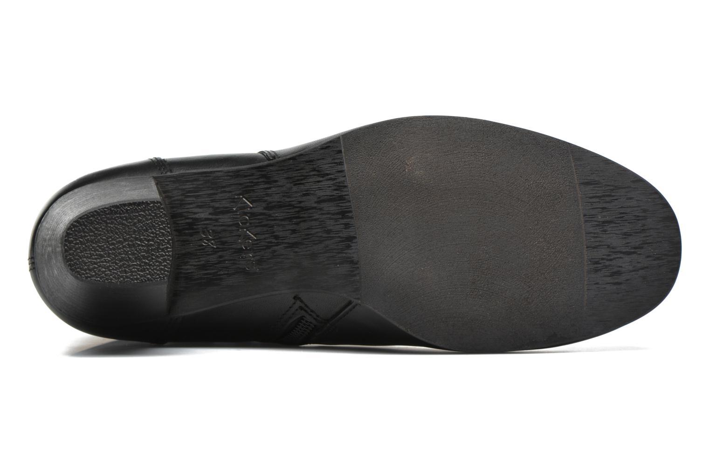 Bottines et boots Kickers Seeboots Noir vue haut