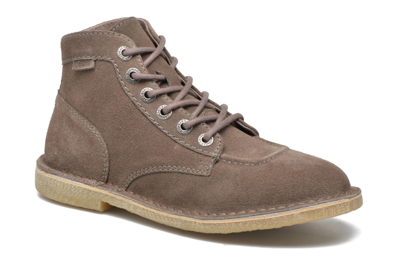 Los últimos zapatos de descuento para hombres y mujeres Kickers Orilegend F (Beige) - Zapatos con cordones en Más cómodo