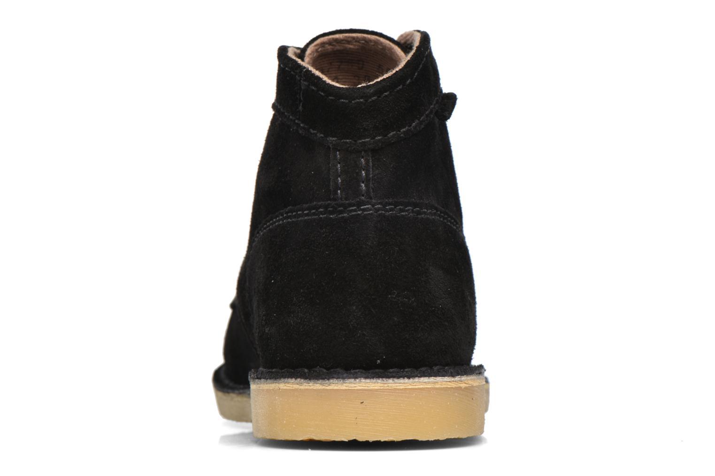 Chaussures à lacets Kickers Orilegend F Noir vue droite