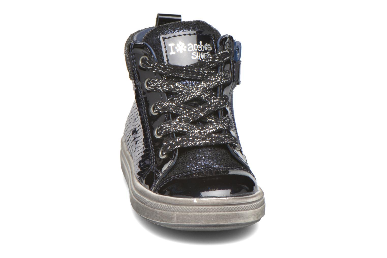 Baskets Acebo's Sequina Bleu vue portées chaussures