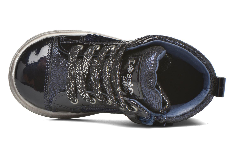 Baskets Acebo's Sequina Bleu vue gauche