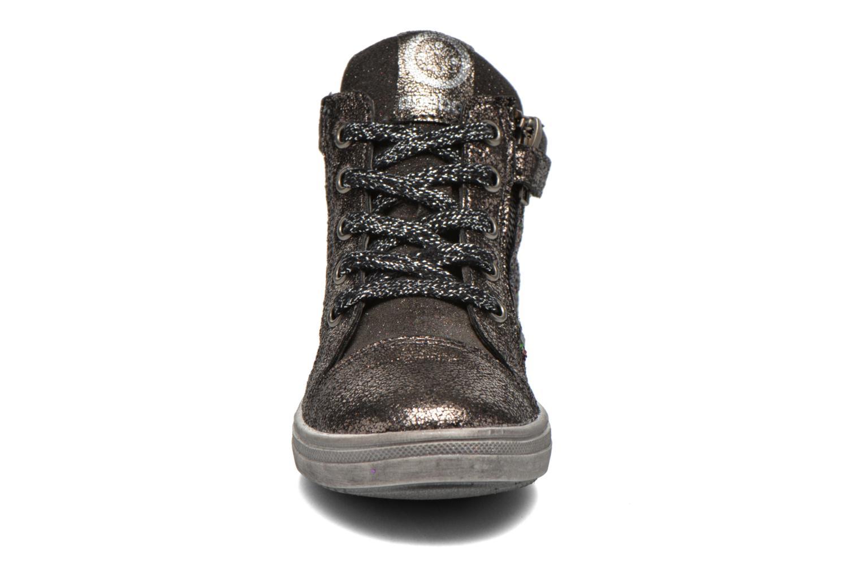 Sneaker Acebo's Anabella grau schuhe getragen