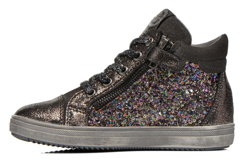 Sneaker Acebo's Anabella grau ansicht von vorne