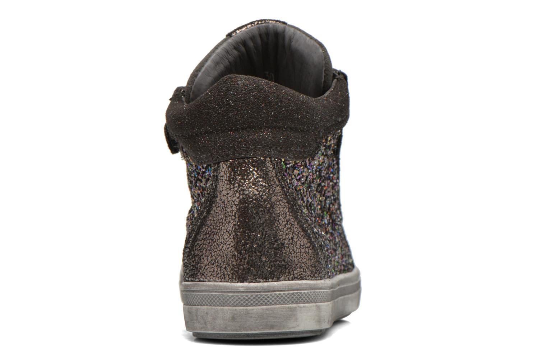 Sneaker Acebo's Anabella grau ansicht von rechts