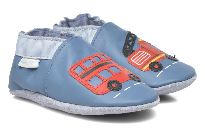 London Street Bleu denim