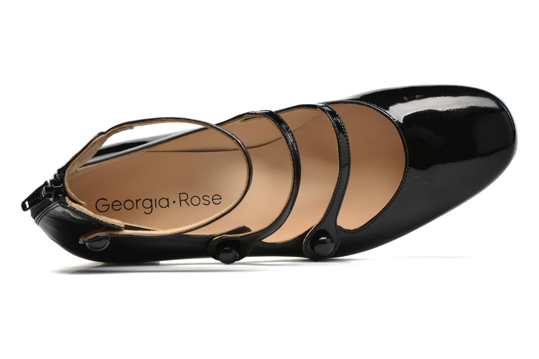 Escarpins Georgia Rose Spell Noir vue gauche