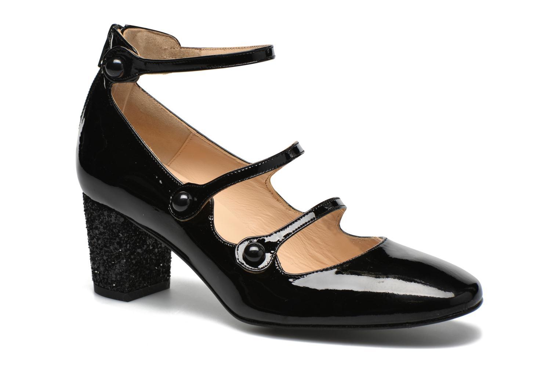 Spell Vernis noir + glitter noir