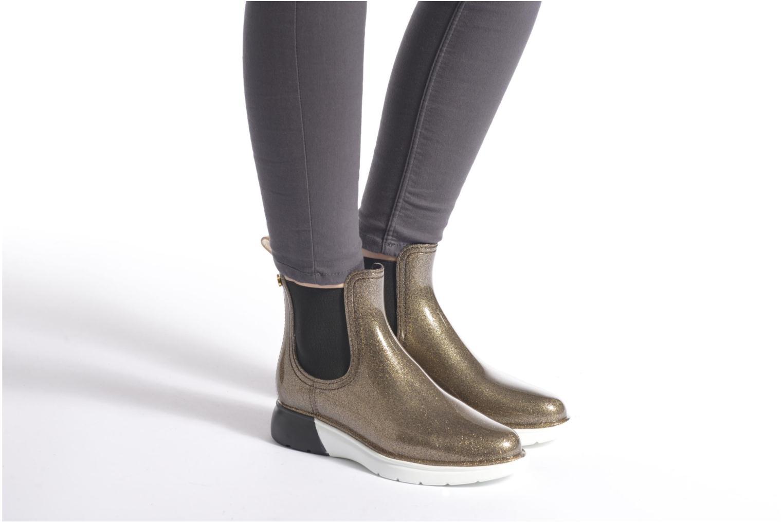 Stiefeletten & Boots Lemon Jelly Wing gold/bronze ansicht von unten / tasche getragen