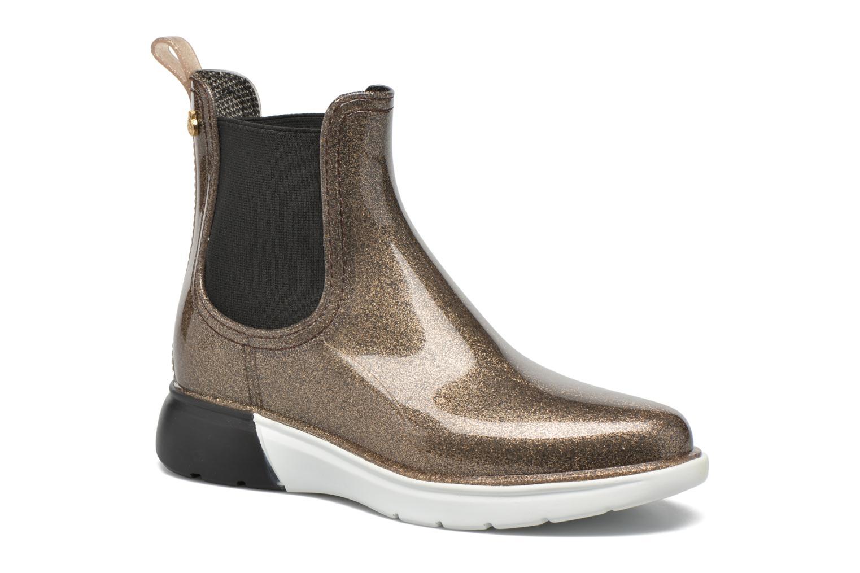 Boots en enkellaarsjes Lemon Jelly Wing Goud en brons detail