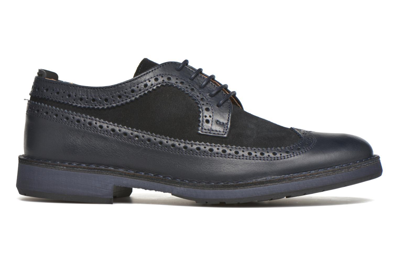 Chaussures à lacets Selected Homme Ronald Bleu vue derrière