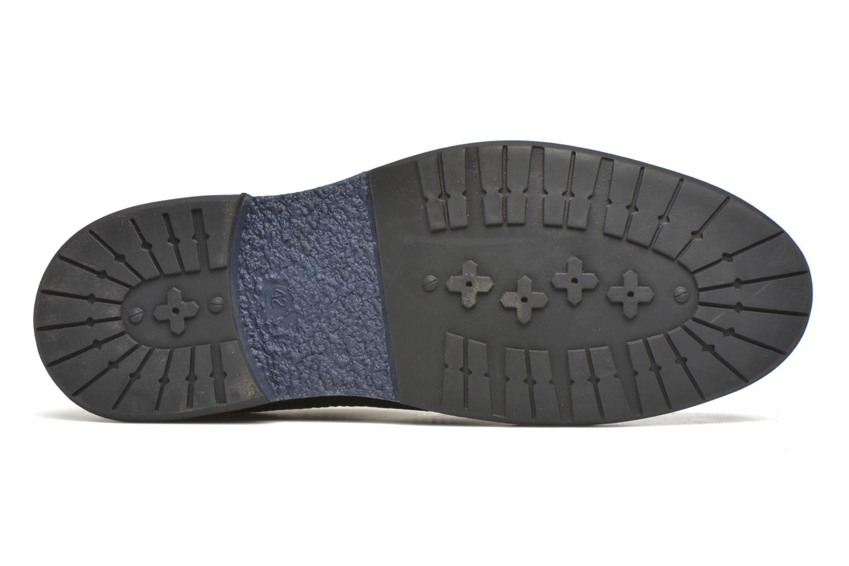 Chaussures à lacets Selected Homme Ronald Bleu vue haut