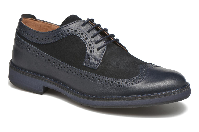 Chaussures à lacets Selected Homme Ronald Bleu vue détail/paire