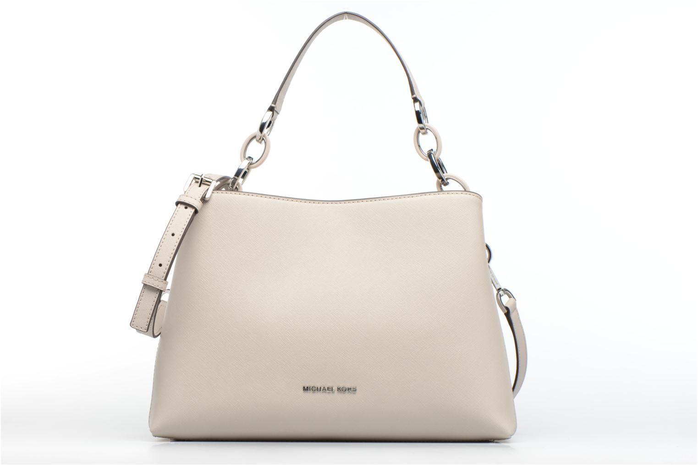 Handtaschen Michael Michael Kors PORTIA LG EW Shoulder grau detaillierte ansicht/modell