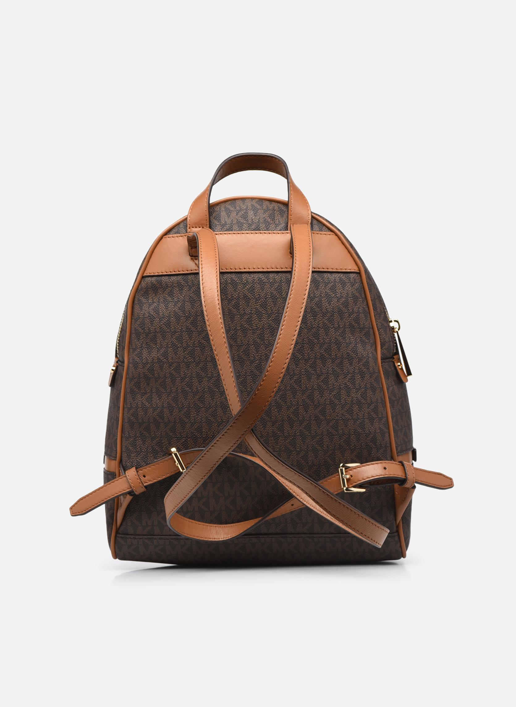 RHEA ZIP MD Backpack 200 BROWN