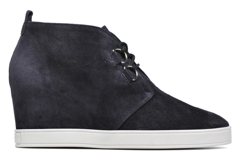 Chaussures à lacets HÖGL Christel Bleu vue derrière