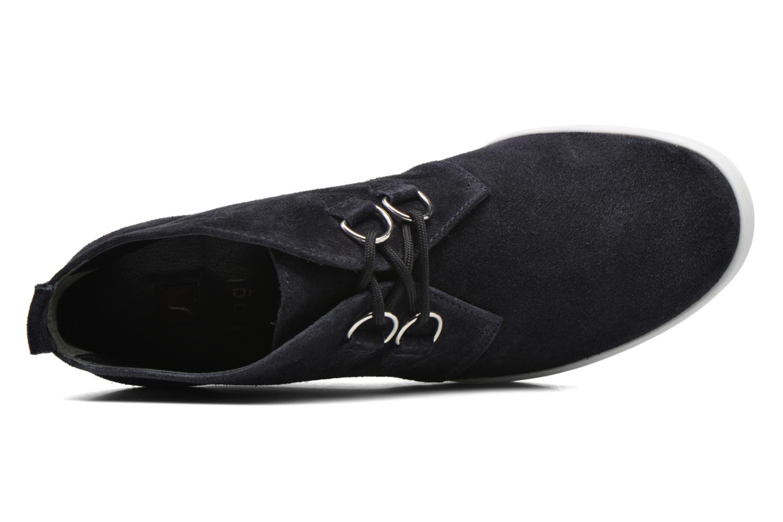Chaussures à lacets HÖGL Christel Bleu vue gauche