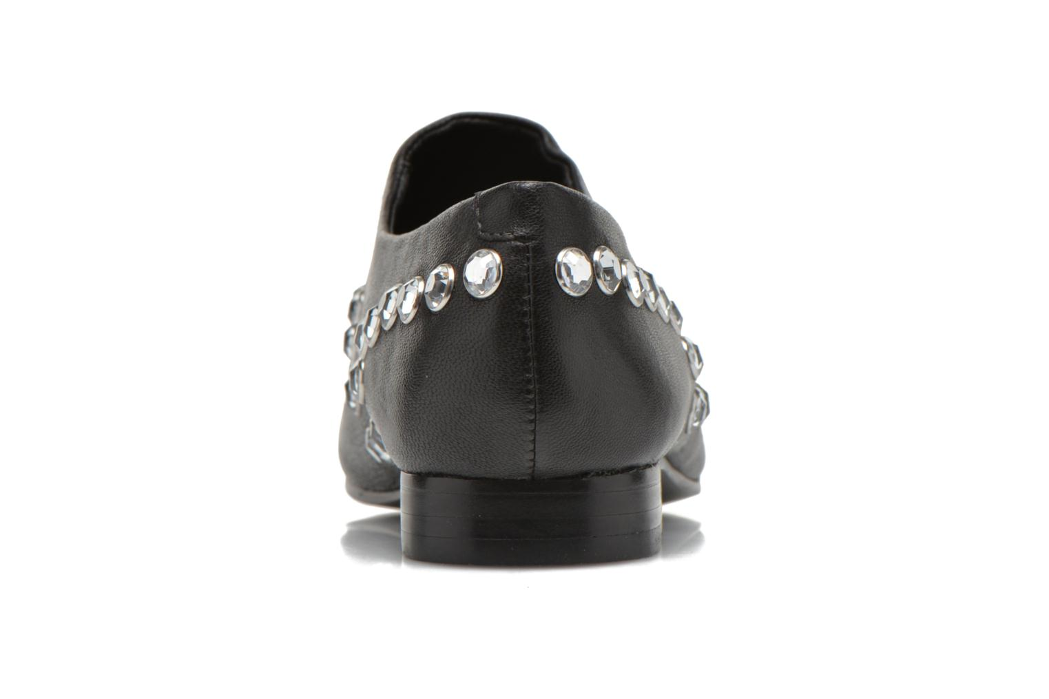 Mocassins Opening Ceremony CHARLY Noir vue droite