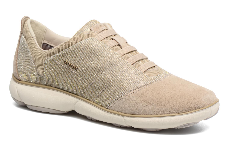 Geox D Nébuleuse C Chaussures Femme Beige (taupe Lt), 36