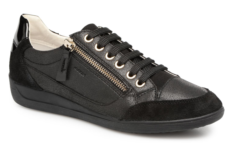Zapatos promocionales Geox D MYRIA A D6468A (Negro) - Deportivas   Los últimos zapatos de descuento para hombres y mujeres