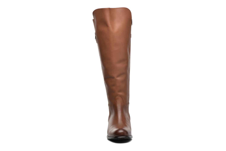 Bottes Jilsen Melissa - 48 Marron vue portées chaussures