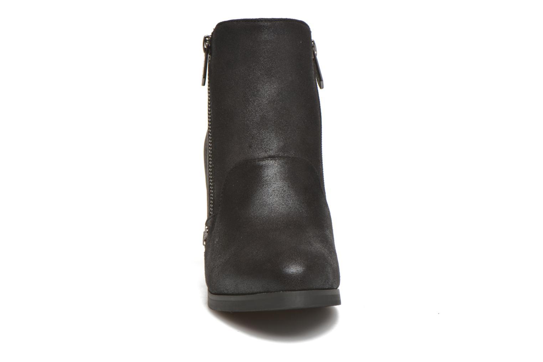 Ankelstøvler Les P'tites Bombes Baltimore Sort se skoene på
