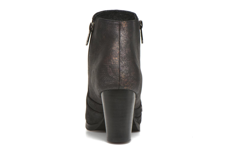 Bottines et boots Les P'tites Bombes Baltimore Noir vue droite