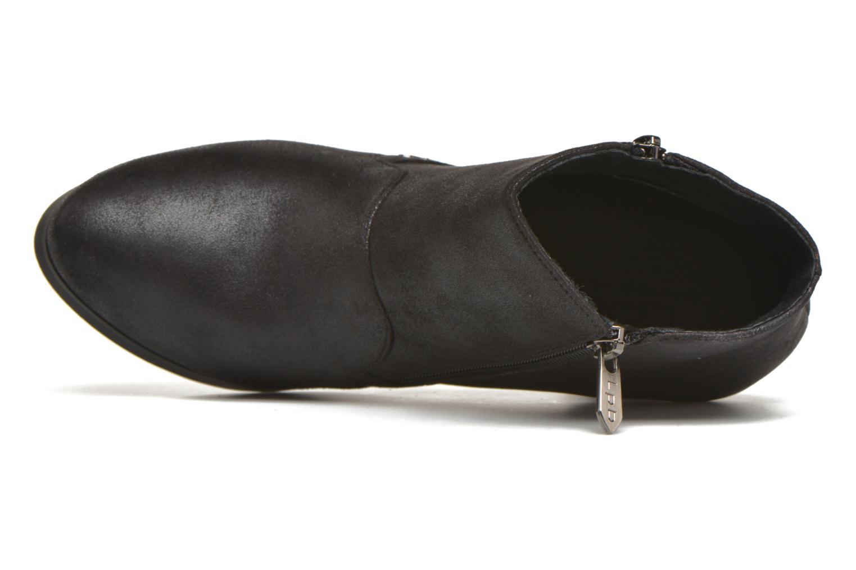 Bottines et boots Les P'tites Bombes Baltimore Noir vue gauche