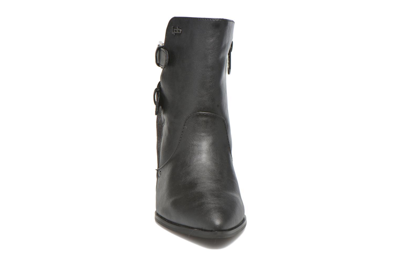 Bottines et boots Les P'tites Bombes Idao Noir vue portées chaussures